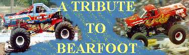 A TRIBUTE TO BEARFOOT